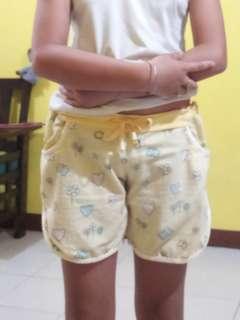 Comfy shorts pambahay