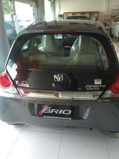 Mobil Honda BRIO E M/T Dp 17 juta Angsuran 3.348.000