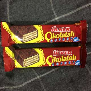 Ülker 巧克力夾心酥