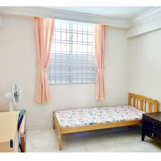 4 Joo Seng Road @ Upper Aljunied Lane (Common Bedroom) – Near Tai Seng MRT!!  With Wifi / No Air-Con. Near Food Court, Super Mart, Many Eateries / For Female Tenants Only