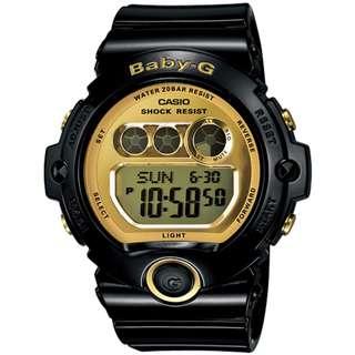 CASIO Baby-G BG-6901 黑色 BabyG BG6901