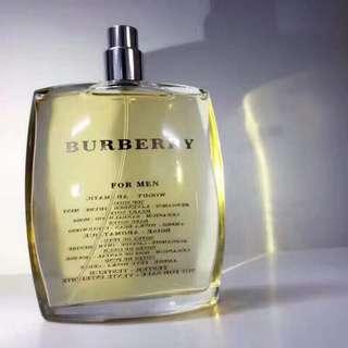 Burberry For Men EDT男士香水 100ml