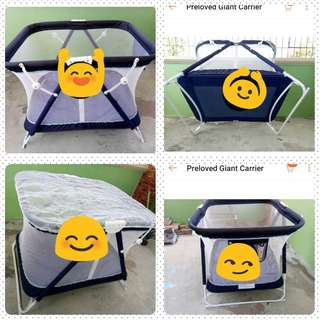Giant crib(Repriced)