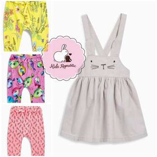 KIDS/ BABY - Dress/ pinafore/ trousers