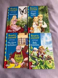 Ladybird Books Level 3