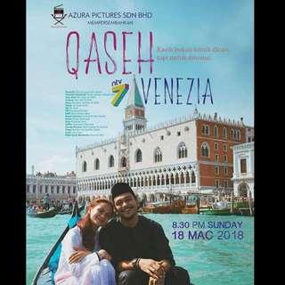 [Rent-A-Movie] Qaseh Venezia (2018) [MALAY]