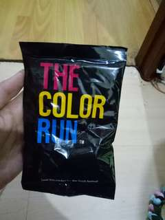 COLOR RUN COLORED POWDER / BUBUK WARNA 7.5gram