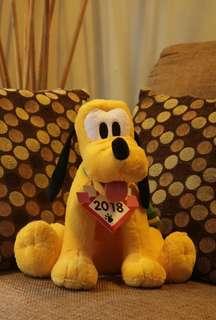 Pluto 2018
