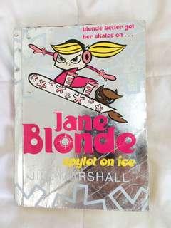 Jane Blonde: Spy on Ice