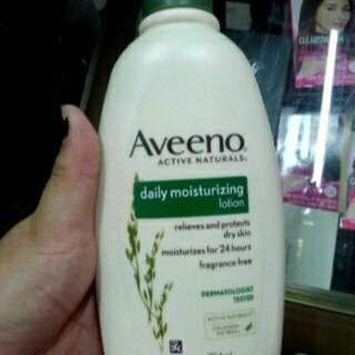 Aveeno Active Natural Daily Moisturizing Lotion 354ml