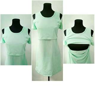 Nursing Dress/Breastfeeding Dress