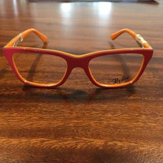 BN Authentic Neon Kids Ray Ban Frames