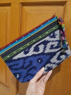 Ethnic Large Pouch From Lombok