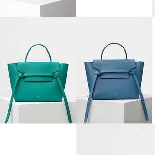 Celine Micro Belt Bag 2017 Summer Collection