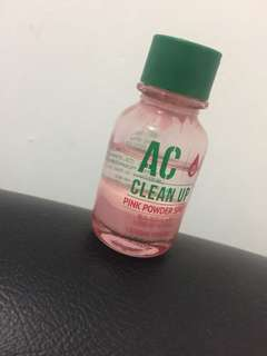 Etude ACleanup