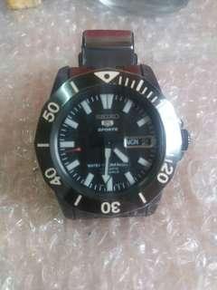 Authentic Seiko5Sport- 23Jewel