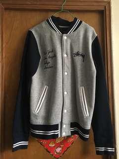Baseball Jacket 棒球外套 stussy