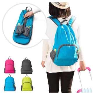 Foldable waterproof Backpackk