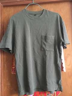 短袖T恤 pocket t