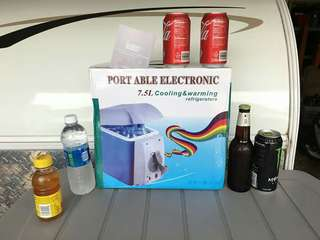 Portable Car Cooler and Warmer