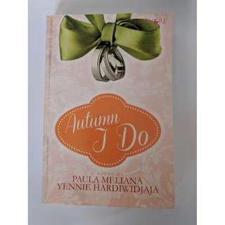 [NOVEL] Autumn I Do