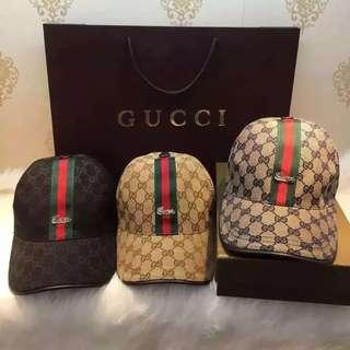 Gucci Cap Unisex