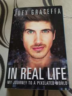 Joey Graceffa - IN REAL LIFE