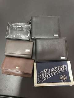 Bundle of wallet and key chain holder
