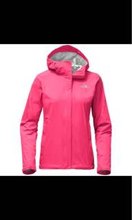North face spray jacket