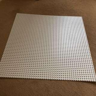 全新 lego 628 X-Large Baseplate Grey size: 48x48 地板