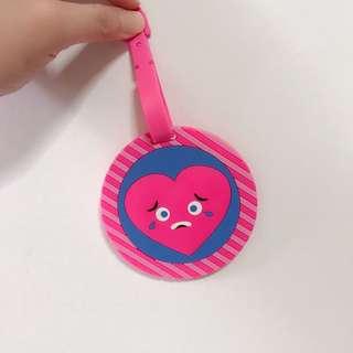Candy Crush Luggage Tag (BN)