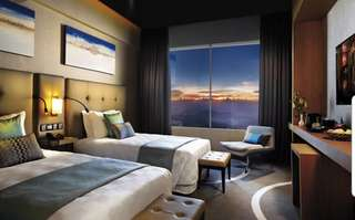 Genting Maxims Hotel. Premier King room
