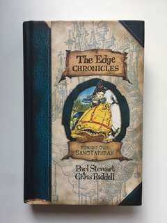 [EVERYTHING MUST GO SALE!] The Edge Chronicles: Midnight Over Sanctaphrax by Paul Stewart & Chris Riddell