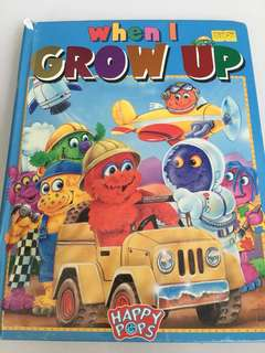 Pop up when I grow up