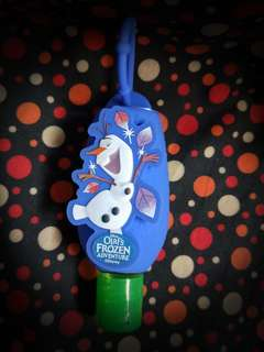 Disney Frozen Adventure Olaf x Dettol Hand Sanitiser