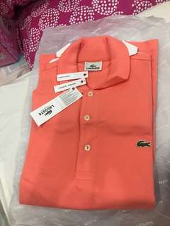 Authentic Lacoste Polo shirt