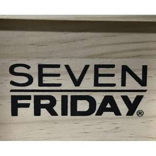 SEVEN FRIDAY SF-P38/01-A200