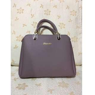 🚚 全新淡紫色手提包