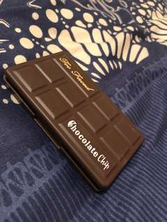 Too Faced matte chocolate chip