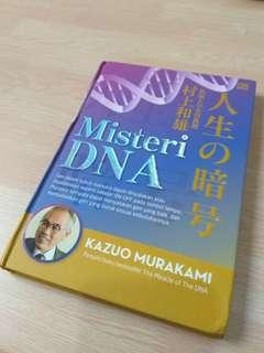 Misteri DNA - Kazuo Murakami