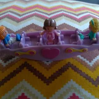 1993 - Polly Pocket Teeter-Totter Pals