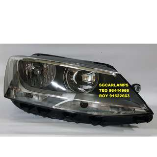 VOLKSWAGEN JETTA '2011-2017 Head Lamp / Head Light (NEW)