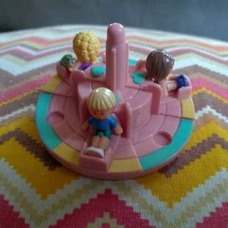 1993 - Polly Pocket Merry-Go-Round Pals