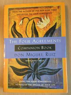 Don Miguel Ruiz  The Four Agreements Companion Book