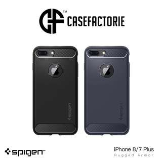 Spigen Rugged Armor Case for iPhone 8/7 Plus