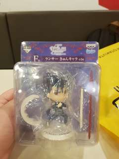Fate heaven feel Kuji prize F