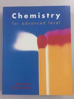 Text book : Chemistry for advice level