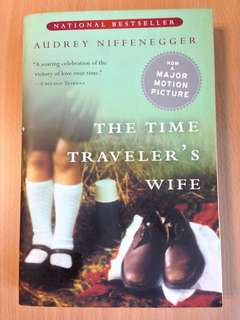 Audrey Niffenegger The Time Traveller's Wife