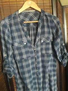 Branded blouse