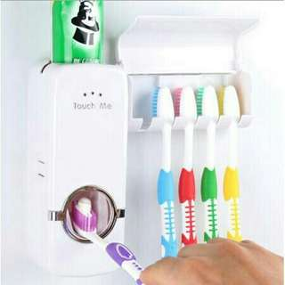 DISPENSER ODOL / TOOTHPASTE DISPENSER